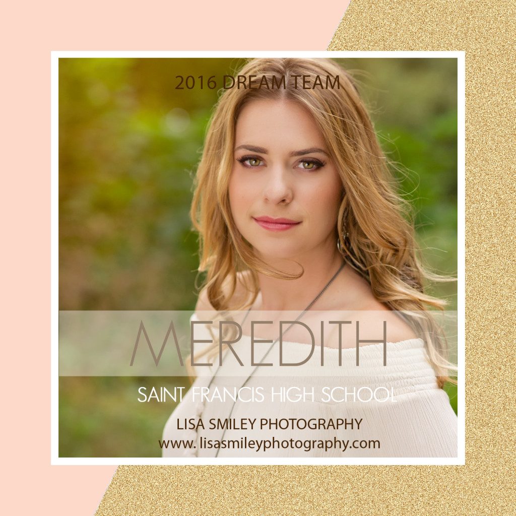 Introducing the Dream Team | Lisa Smiley Photography Senior